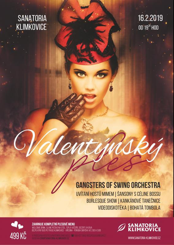 Valentýnský ples 2019